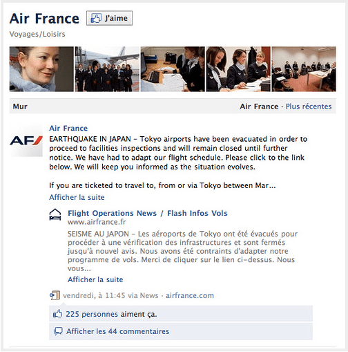 page-fb-air-france