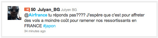 tweet-air-france